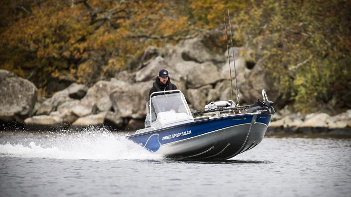 Linder 445 Sportsman Catch