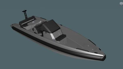 Iron 827: Båt i lager!
