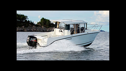 Askeladden P66 Pilothouse: Askeladden P66 Pilothouse