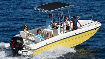 Bayliner Element CC7