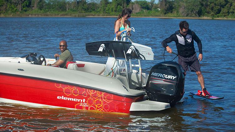 Bayliner Element E6