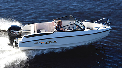 Bella 500 BR: Bella 500 BR Högsommar-kampanj!