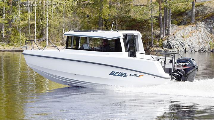 Bella 620 C: Bella 620C / Mercury F150