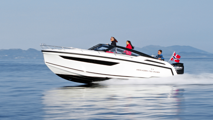 Askeladden C80 Cruiser TSI: Båt redan till sommaren?
