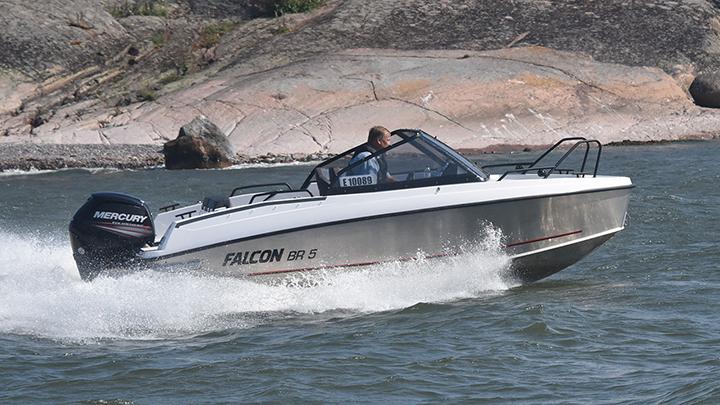 Falcon BR5: Falcon BR5