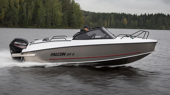 Falcon BR6: Falcon BR6 Höstkampanj!