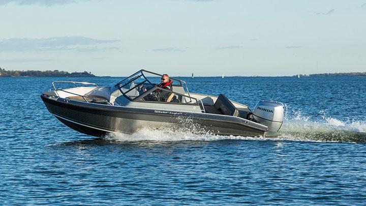 Silver Eagle 640 BR: Silver Eagle 640BR Kampanj, snabb leverans!