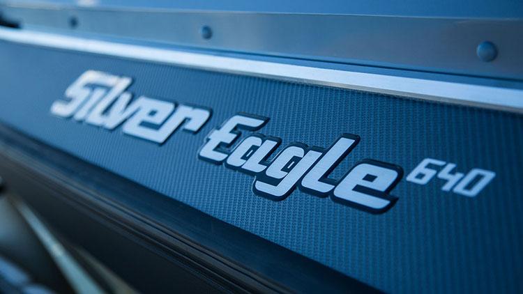 Silver Eagle 640 BR
