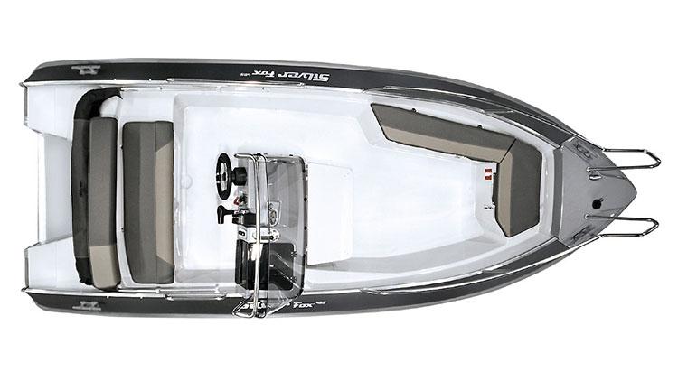 Silver Fox 485 AVANT