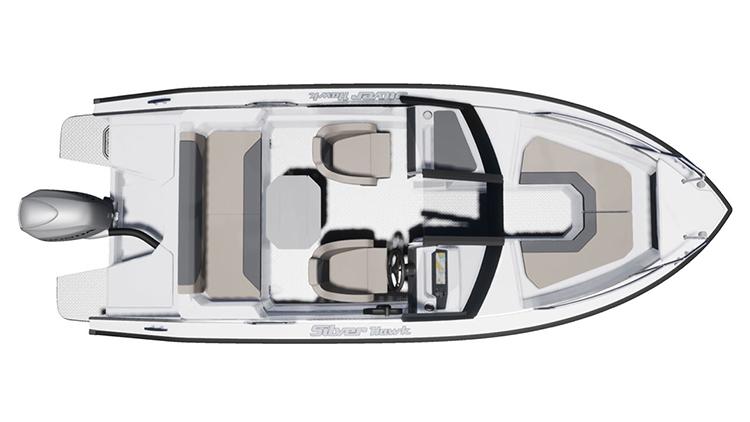 Silver Hawk 550 BR