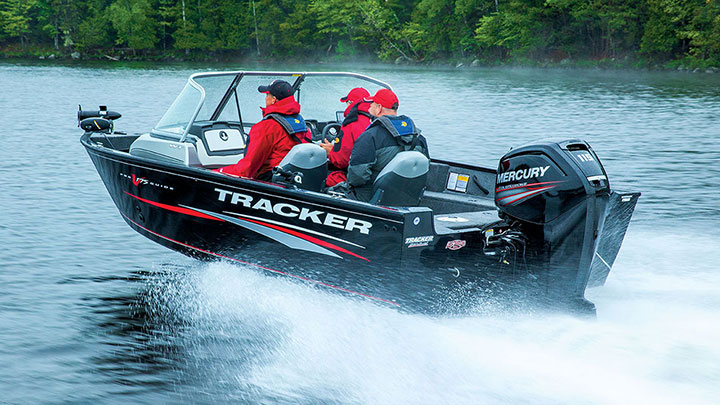 Tracker PG V-175 WT: Tracker Pro Guide 175WT