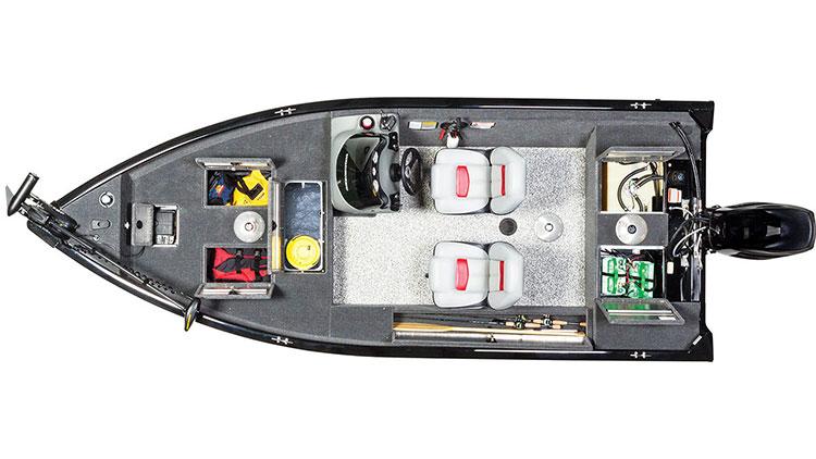 Tracker SG V-16 SC