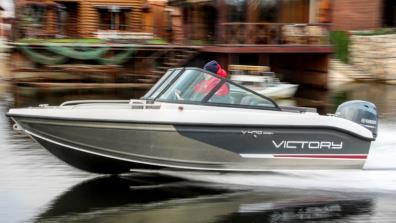 Victory 470 Open
