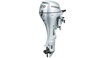 Honda BF20 SHU/LHU