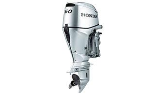 Honda BF60 LRTU