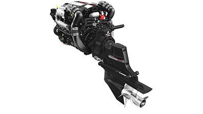 MerCruiser 6.2 MPI 300 Bravo