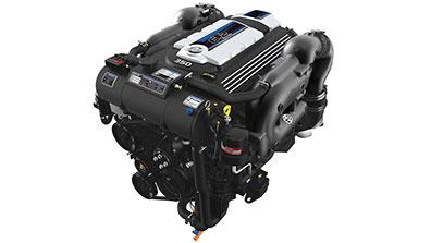 MerCruiser 6.2 MPI 350 Bravo