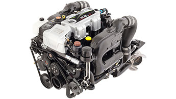 MerCruiser 8.2 HO Mag 430 Bravo