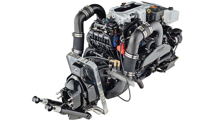 MerCruiser 8.2 Mag 380 Bravo