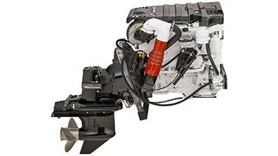 Mercury  Diesel MD 2,0 150
