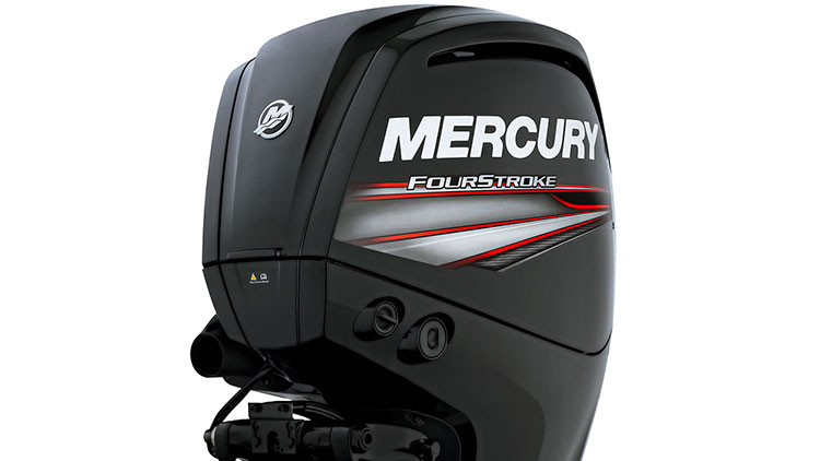 Mercury F100 ELPT/EXLPT EFI