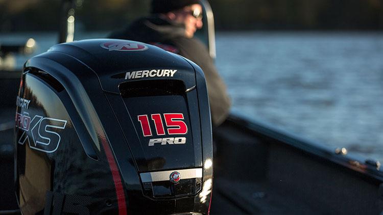 Mercury F115 ELPT/EXLPT EFI Pro XS CT