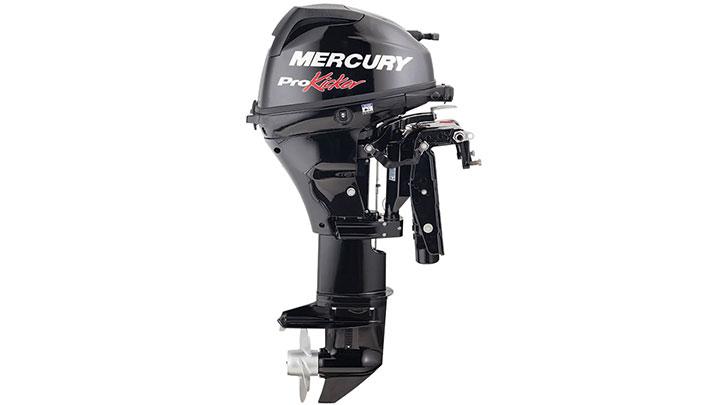 Mercury F15 ELHPT ProKicker: Mercury sommarkampanj