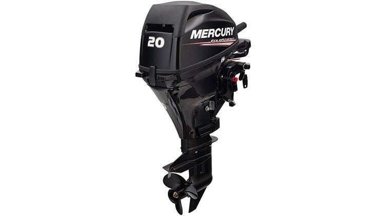 Mercury F20 EH/ELH EFI