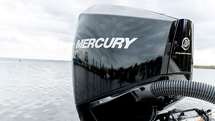 Mercury F225 V6 DTS