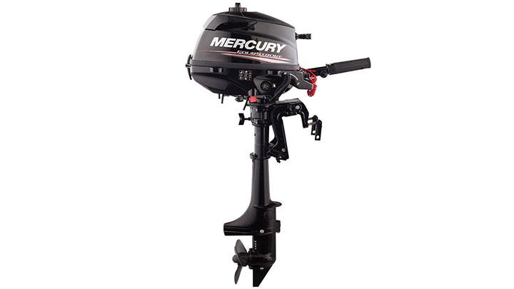 Mercury F3,5 M/ML: Mercury Sommarkampanj