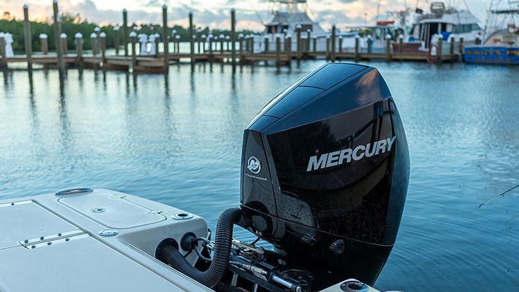 Mercury F300 V8 AM DTS