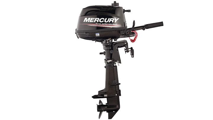 Mercury F4 M/ML: Mercury Sommarkampanj