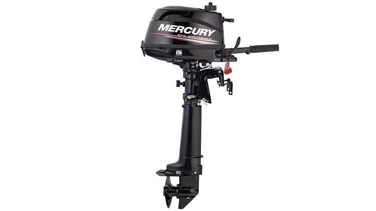 Mercury F5 MLHA Sailpower