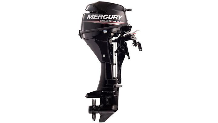 Mercury F9.9 EL: Mercury sommarkampanj