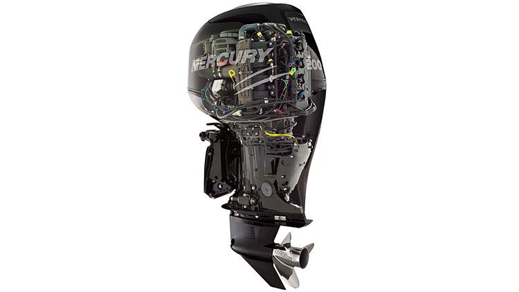Mercury Verado 200 L/XL/CXL