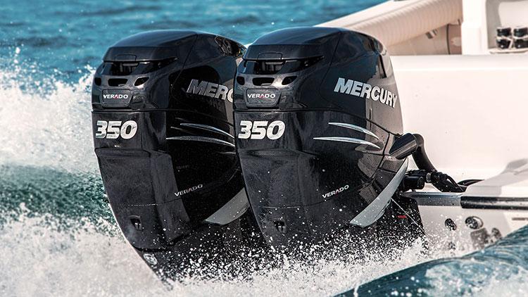 Mercury Verado 350