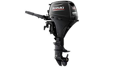 Suzuki DF 15 AES/AEL