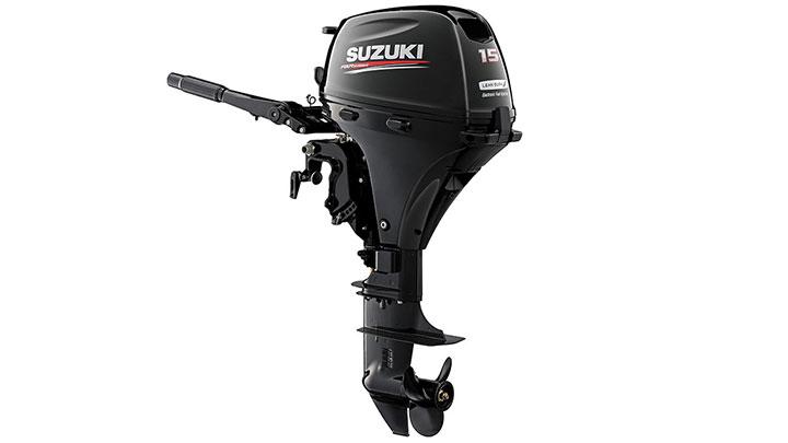 Suzuki DF 15 AES/AEL: Sommarkampanj Suzuki