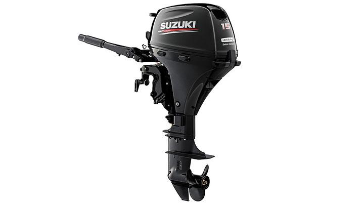 Suzuki DF 15 ARS/ARL: Vårkampanj Suzuki