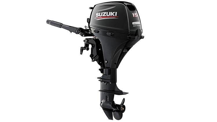 Suzuki DF 15 AS/AL