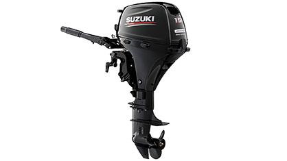 Suzuki DF 15 ATHL: Sommarkampanj Suzuki