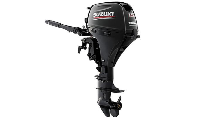 Suzuki DF 15 ATL: Suzuki höstkampanj