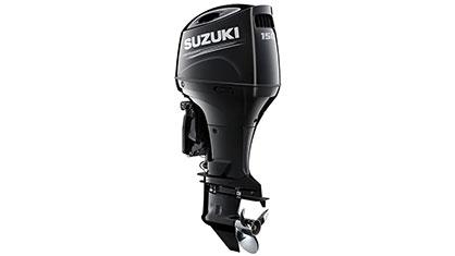 Suzuki DF 150 APL/APX: Repowering-kampanj Suzuki