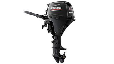 Suzuki DF 20 AES/AEL