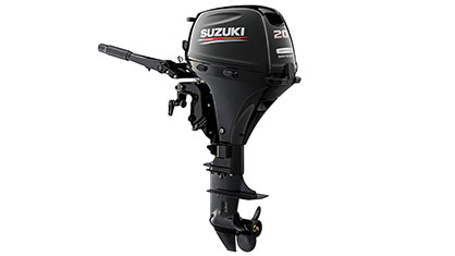 Suzuki DF 20 AES/AEL: Sommarkampanj Suzuki