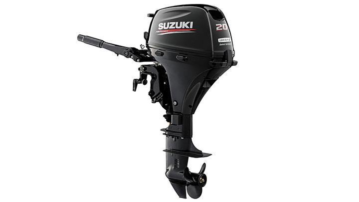 Suzuki DF 20 AES/AEL: Suzuki Sommarkampanj 2018