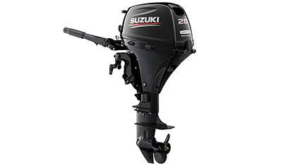 Suzuki DF 20 ATS/ATL: Repowering-kampanj Suzuki
