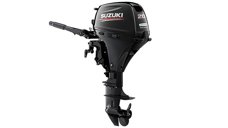 Suzuki DF 20 ATS/ATL