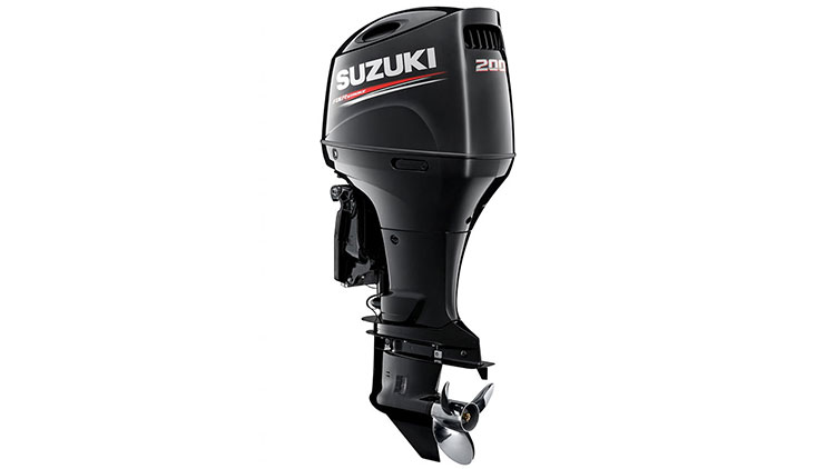 Suzuki DF 200 APL/APX