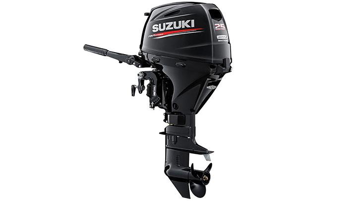 Suzuki DF 25 ARS/ARL: Suzuki Sommarkampanj 2018